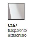 Gulliver C157 trasparente extrachiaro