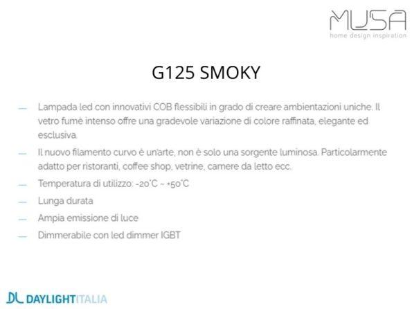 G125 SMOKY