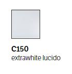 Gulliver C150 extrawhite lucido