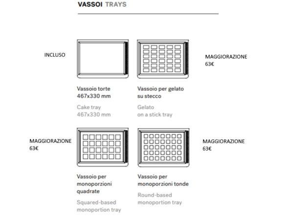 101000 AL VOLO VASSOI AGGIUNTA