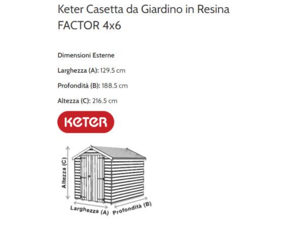 240001 keter-casetta-da-giardino-in-resina-factor-4×6 a
